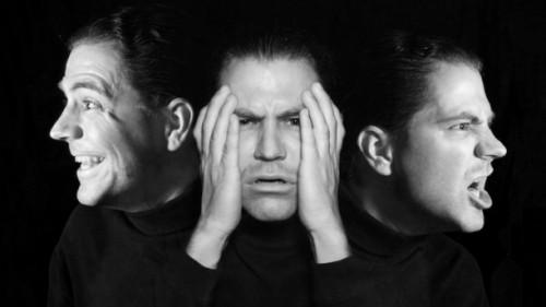 bipolar faces